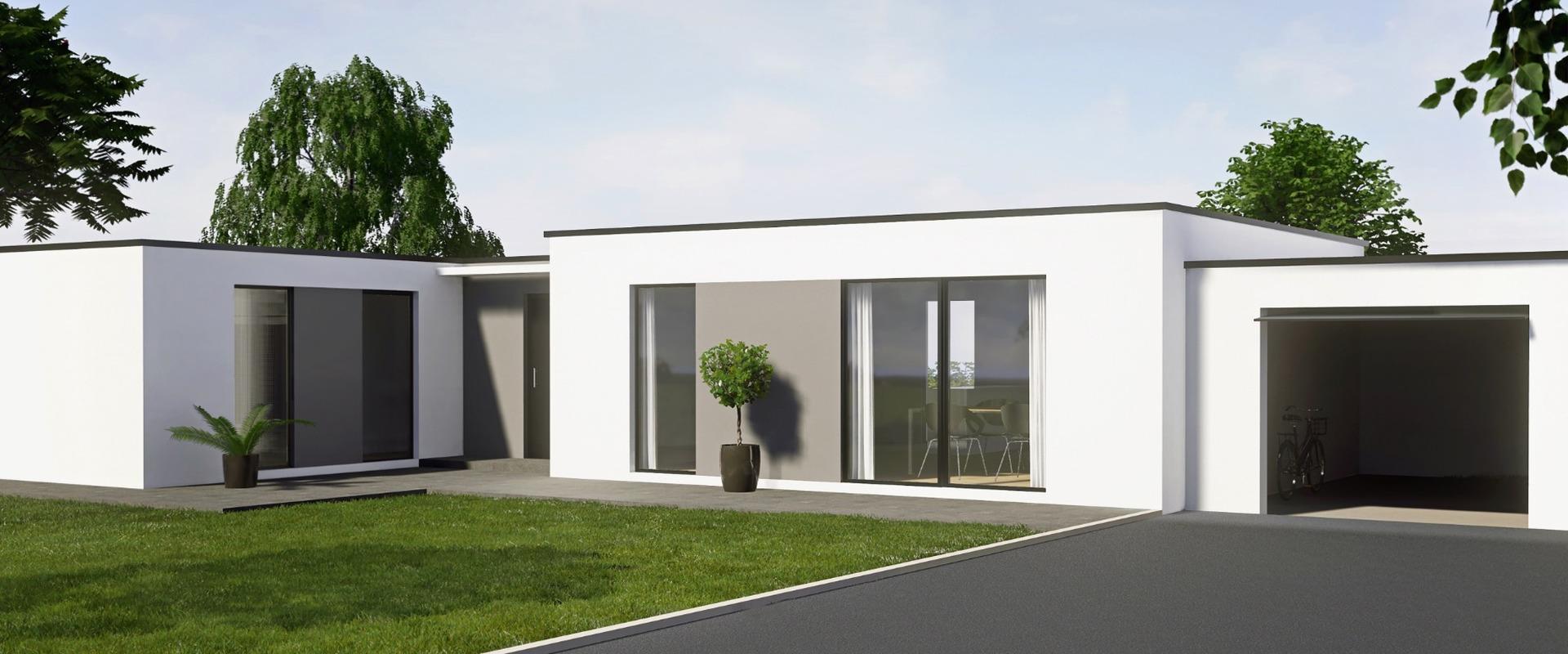 Entreprise de construction de maison neuve près de Bordeaux