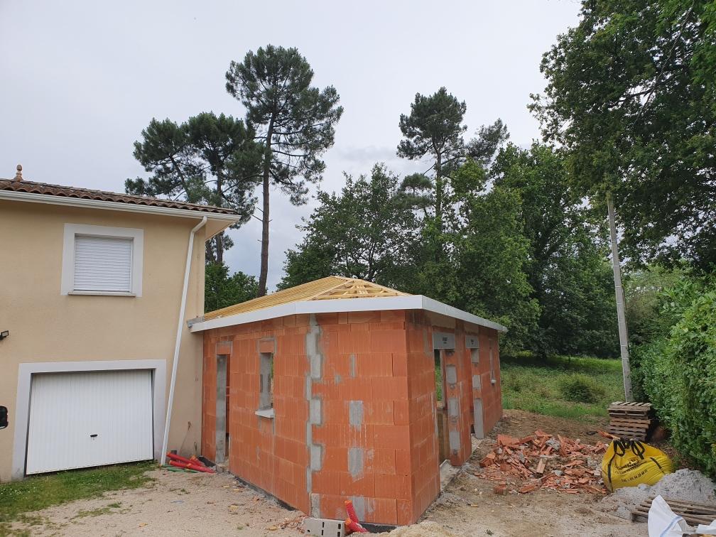 Entreprise de construction d'agrandissement de maison à Artigues