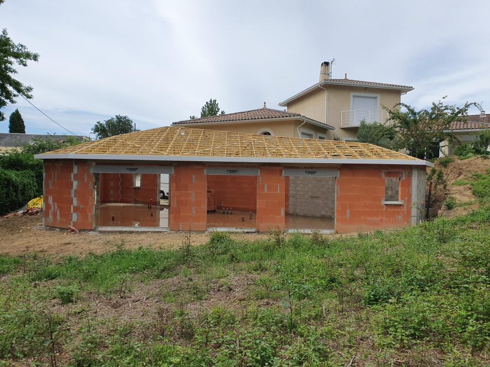Entreprise de construction d'extension de maison à Artigues