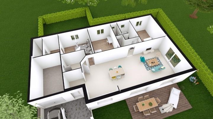 Entreprise de construction de maison familiale en Gironde