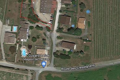 Terrain à vendre de 700 m² sur Saint Pierre D'Aurillac