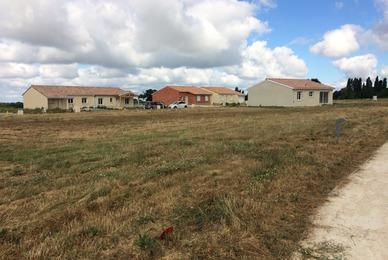 Terrain de 399 m² à vendre à Saint André de Cubzac