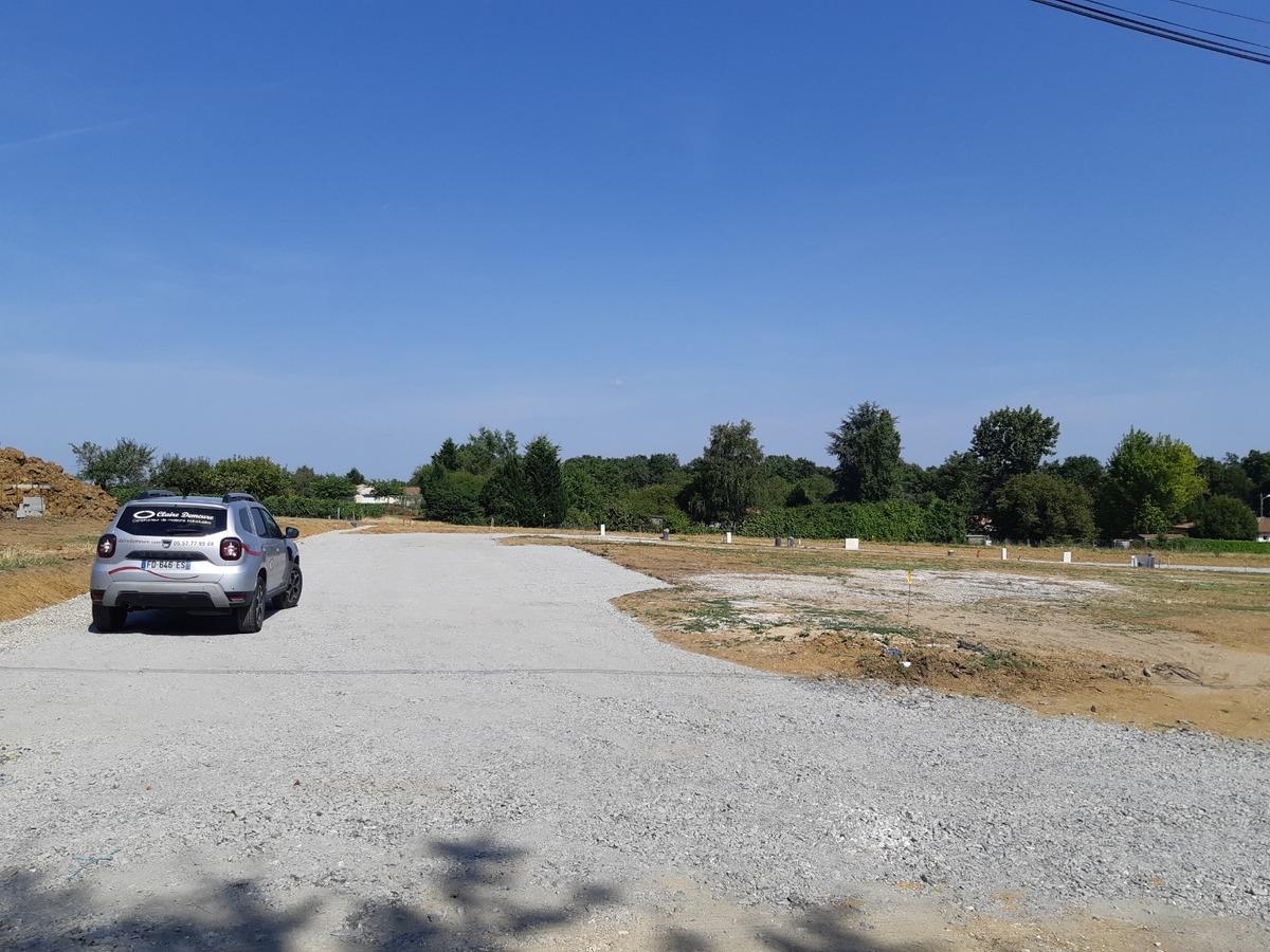 Terrain à vendre de 438 m² à Baron